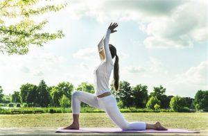 Mindful yoga nu