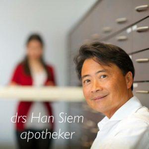 Drs Han Siem apotheker IMC